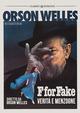 Cover Dvd DVD F come falso - Verità e menzogna