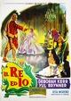 Cover Dvd DVD Il re ed io
