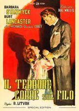 Film Il terrore corre sul filo. Restaurato in 4K (DVD) Anatole Litvak