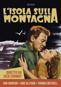 L' isola sulla montagna (DVD) di Jack Conway - DVD