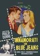 Cover Dvd Innamorati in blue jeans