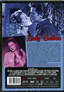Lady Godiva (DVD) di Arthur Lubin - DVD - 2