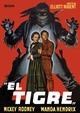 Cover Dvd El tigre