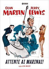 Cover Dvd Attente ai marinai! (DVD)