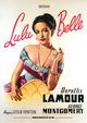 Cover Dvd Lulù Belle