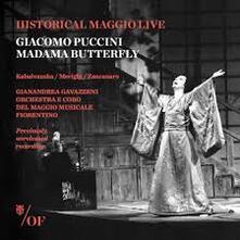 Madama Butterfly - CD Audio di Giacomo Puccini,Raina Kabaivanska,Orchestra del Maggio Musicale Fiorentino,Gianandrea Gavazzeni