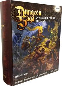 Dungeon Saga Missione Re dei nani - 2