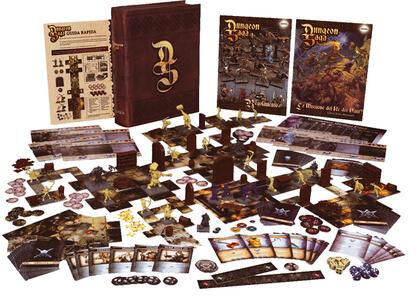 Dungeon Saga Missione Re dei nani - 3