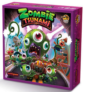 Zombie Tsunami. Ed. Italiana