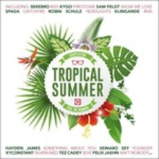 CD #Tropicalsummer Compilation
