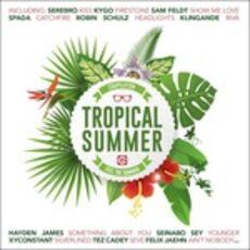CD #Tropicalsummer Compilation
