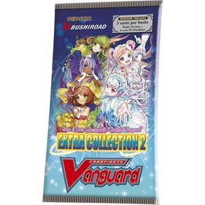 Busta 5 Carte Cardfight!! Vanguard. Extra Collection 2