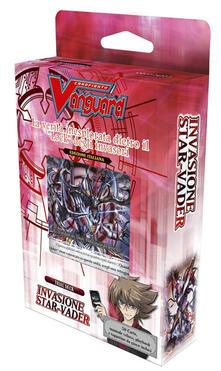 Vanguard Invasione Star. Vader Trial Deck
