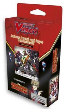 Vanguard. Impavido Kaiser Dimensionale 1 Mazzo