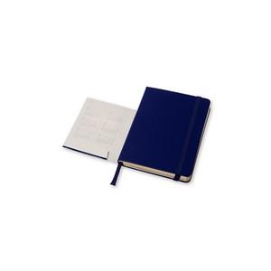 Cartoleria Moleskine 2016 12 mesi Planner Weekly Notebook Pocket Hard Royal Blue Moleskine 1