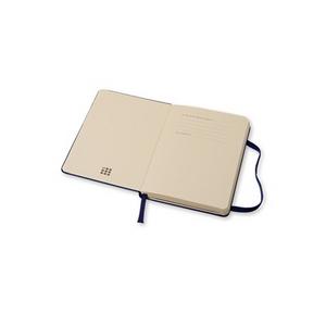 Cartoleria Moleskine 2016 12 mesi Planner Weekly Notebook Pocket Hard Royal Blue Moleskine 2