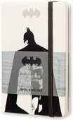 Cartoleria Taccuino Moleskine pocket a righe. Batman copertina rigida Moleskine