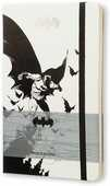 Cartoleria Taccuino Moleskine large a righe. Batman copertina rigida Moleskine