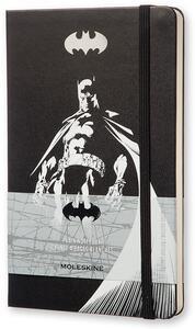 Cartoleria Taccuino Moleskine Barman Limited Edition large a pagine bianche. Nero Moleskine