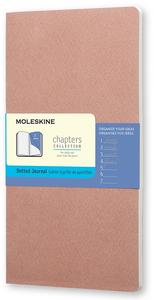 Cartoleria Taccuino Chapters Moleskine slim large puntinato Moleskine
