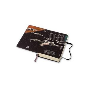 Cartoleria Moleskine 2016 12 mesi Limited Edition Planner Star Wars Daily Pocket Moleskine 1
