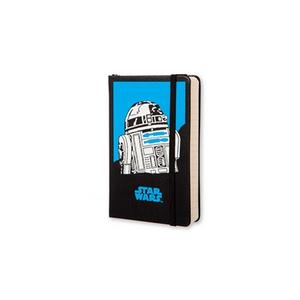 Cartoleria Moleskine 2016 12 mesi Limited Edition Planner Star Wars Daily Pocket Moleskine 4