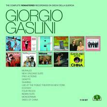 Giorgio Gaslini - CD Audio di Giorgio Gaslini