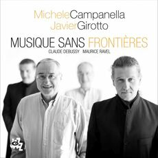 CD Musique sans frontières Javier Girotto Michele Campanella