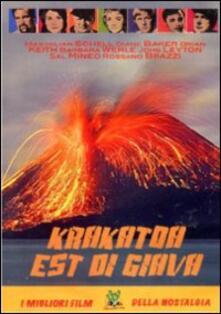 Krakatoa, Est di Giava di Bernard L. Kowalski - DVD
