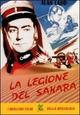 Cover Dvd DVD La legione del Sahara