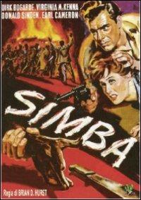 Cover Dvd Simba (DVD)