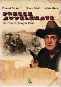 Cover Dvd Frecce avvelenate (DVD)
