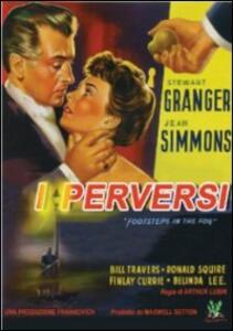 I perversi di Arthur Lubin - DVD