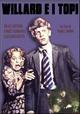 Cover Dvd Willard e i topi