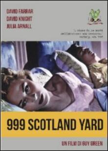 999 Scotland Yard di Guy Green - DVD