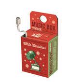 Idee regalo Music Box Natale Legami Silent Night Legami