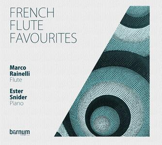 French Flute Favourites - CD Audio di Marco Rainelli,Est Snider