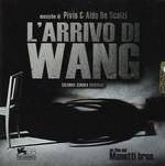 Cover CD L'arrivo di Wang