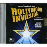 Cover CD Colonna sonora Hollywood Invasion