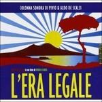 Cover CD L'era legale
