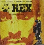 Cover CD Colonna sonora Rex