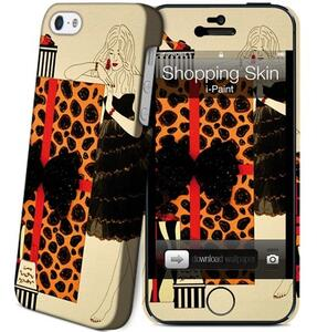 Hard Case + Skin Shopping iPhone5