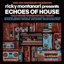 Echoes of House (Limited Edition) - Vinile LP di Ricky Montanari