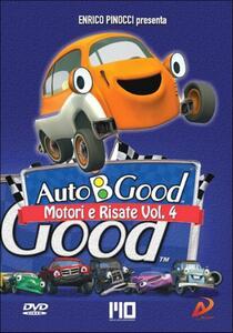 Auto B Good. Motori e risate. Vol. 4 - DVD