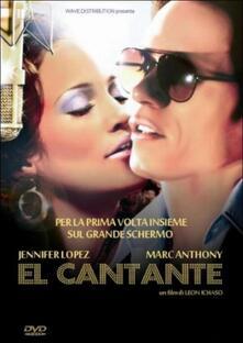El cantante di Leon Ichaso - DVD