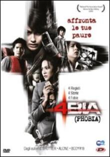 4bia di Yongyoot Thongkongtoon,Paween Purijitpanya,Banjong Pisanthanakun,Parkpoom Wongpoom - DVD