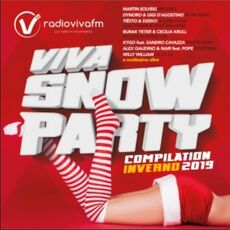 CD Viva Snow Party Compliation Inverno 2019
