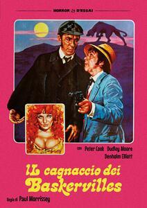 Il cagnaccio dei Baskerville (DVD) di Paul Morissey - DVD