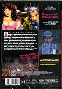 Il cagnaccio dei Baskerville (DVD) di Paul Morissey - DVD - 2