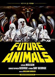 Future Animals. Restaurato in 4K (DVD) di William Girdler - DVD